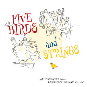 Five Birds and Strings